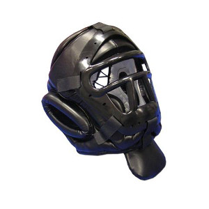 Full Head Gear with Face shield (Black)